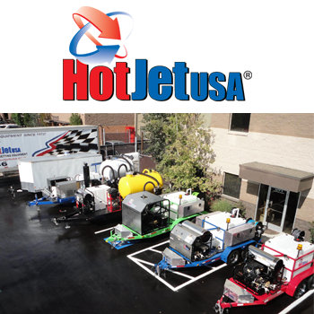 Industrial Trailer Jetters, Pressure Washers and Detergents